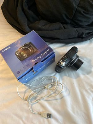 Canon Powershot SX130 IS for Sale in Puyallup, WA