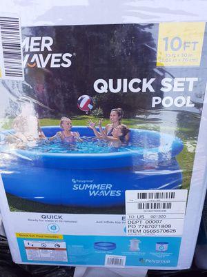 Brand new swiming pool for Sale in Stockton, CA