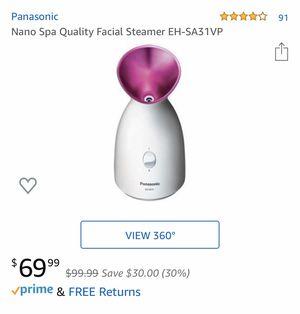 Facial Steamer Nano Quality Spa for Sale in South El Monte, CA