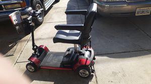 Pride Mobility GoGo Elite Traveler 4 wheel scooter for Sale in Antioch, CA
