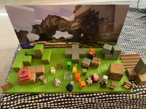 Minecraft Stop Motion Movie Maker Set for Sale in March Air Reserve Base, CA