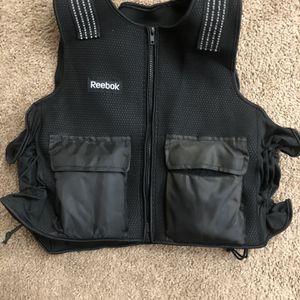 Reebok 10lb Adjustable Weight Vest for Sale in Phoenix, AZ