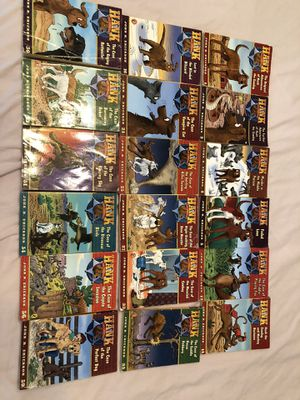 Set of 18 Hank The Cowdog Children's Books Used for Sale in Cypress, TX
