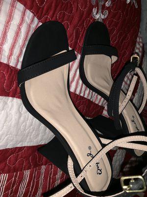 Black heels for Sale in Herndon, VA