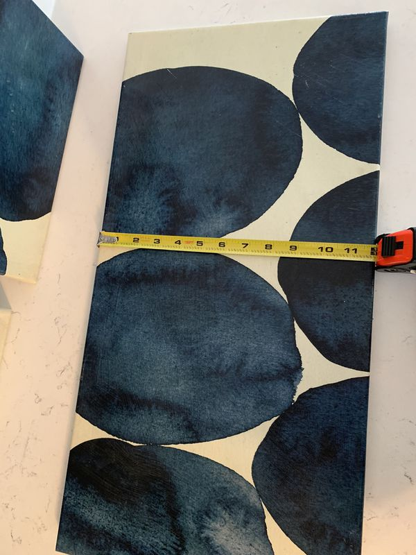 Set of 3 canvas prints