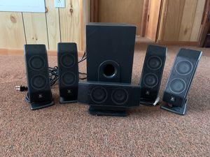 Surround sound. Logitech. PC gamer. for Sale in Zephyrhills, FL