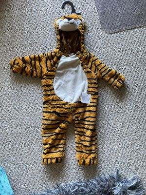 Brand new baby (0-6 month) tiger costume for Sale in Los Angeles, CA