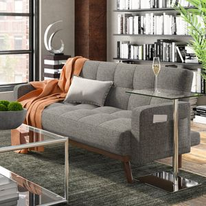 Futon sofa bed couch, sofa bed couch for Sale in Los Angeles, CA