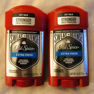 Old Spice Deodorant Extra Fresh for Sale in Silver Spring, MD