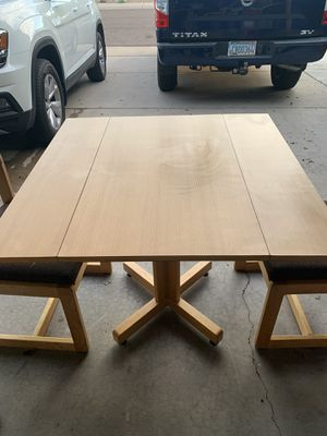 Table with 2 chairs for Sale in Glendale, AZ