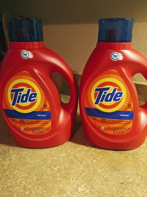 Tide grande $9 each for Sale in Winter Haven, FL