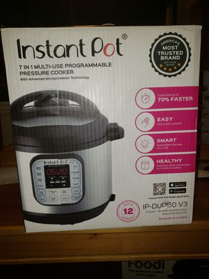 Instant pot $40 for Sale in Austin, TX