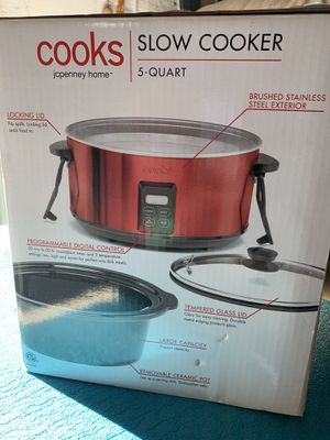 Slow cooker for Sale in Queens, NY