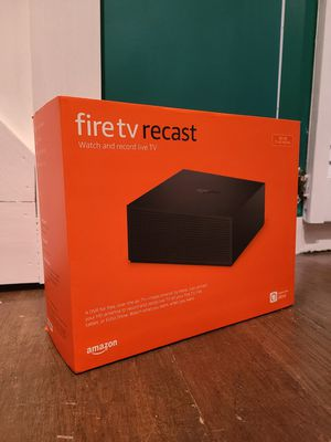 Firetv Recast 500GB (Sealed) for Sale in Kent Cliffs, NY