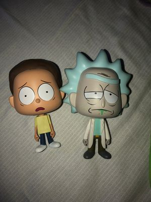 Funko Pop Rick and Morty for Sale in Los Angeles, CA
