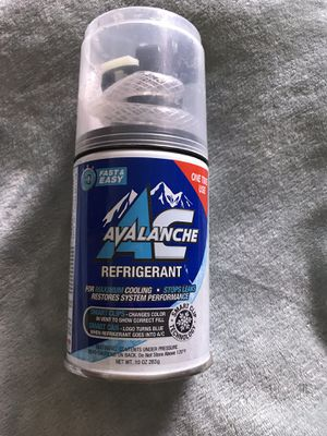 AC Refrigerant Freon new unused for Sale in Las Vegas, NV