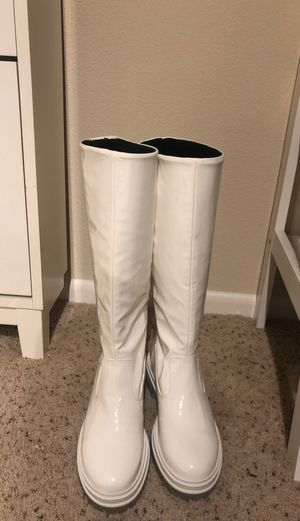 Zara Rain Boots; just tried on and never wear outside for Sale in Emeryville, CA