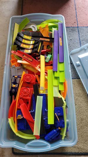 Hot wheels track toys for Sale in Riverside, CA