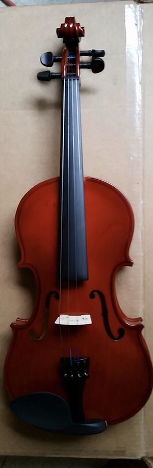 Brand New Maple Violin with Case,Bow and Rosin for Sale in Mt. Juliet, TN