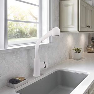 Single Handle Pull Down Kitchen Faucet for Sale in Chino Hills, CA