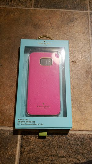 Kate Spade Case for Samsung Galaxy S7 Edge for Sale in Frostproof, FL