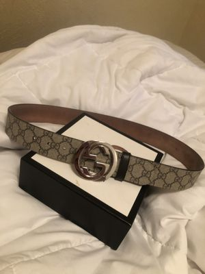 Gucci belt for Sale in Garland, TX