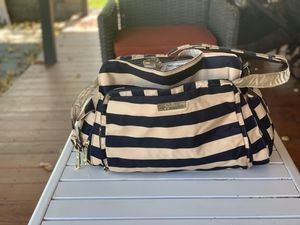 Large Juju Be diaper bag with changing pad for Sale in Mesa, AZ