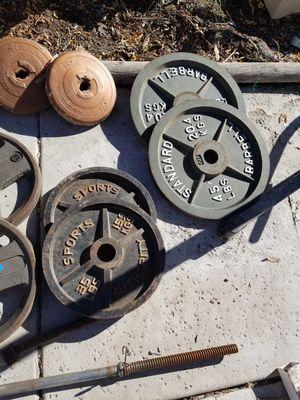 370 lb Weight Set for Sale in Bonita, CA