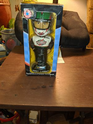 Bobby Labonte 2001 bobblehead doll hand painted for Sale in White City, OR