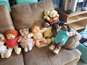 CABBAGE PATCH DOLLS for Sale in Las Vegas, NV