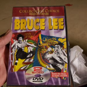 Bruce lee dvd $5 for Sale in Paramount, CA
