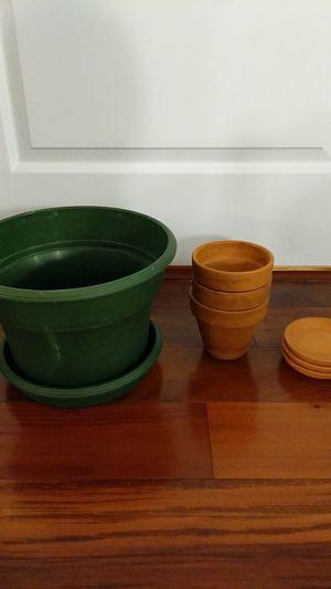 Flower pots for Sale in Washington, DC