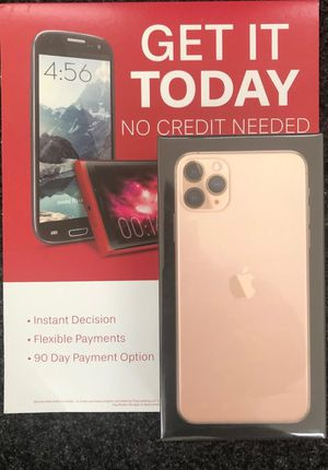 New sealed Apple iPhone 11 pro max Unlocked. Pay $60 today rest later in payments for Sale in Seattle, WA