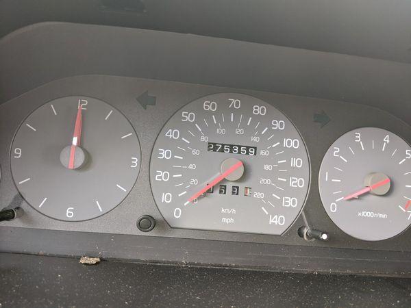 Volvo 1996 ..... Good condition run 275 milles