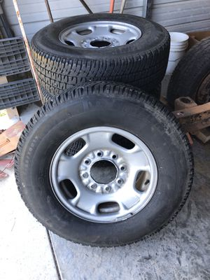 "17"" 8 lug for Sale in Victoria, TX"