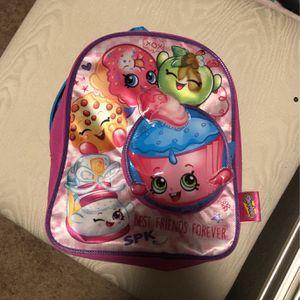 Shopkins backpack for Sale in Jurupa Valley, CA
