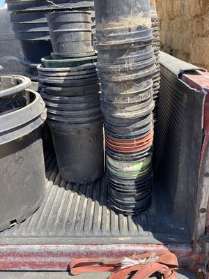 Plant pots for Sale in Lindsay, CA