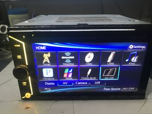 Kenwood/JVC KW-V230BT DVD player Pandora USB Bluetooth AUX XM Sirius HD radio 13Band EQ 4v outs $l120 FIRM AND FINAL for Sale in Washington, DC
