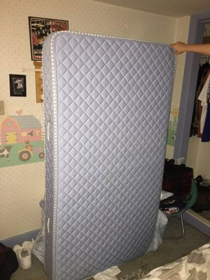 IKEA Twin Mattress & Bed Frame for Sale in West Chester, PA