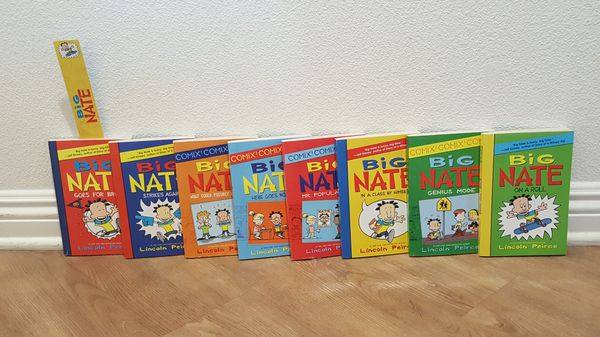Big Nate books