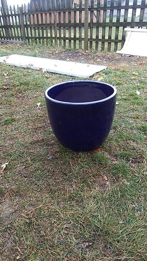 6 gallon pot for trees or plants. for Sale in Obetz, OH