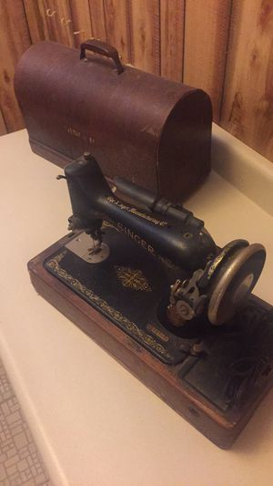 Antique Singer Sewing Machine for Sale in Providence, RI