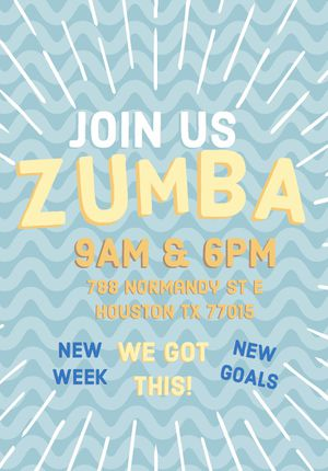 FREE WORKOUTS AND ZUMBA for Sale in Houston, TX