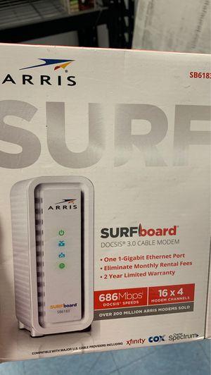 Arris cable modem for Sale in Phoenix, AZ