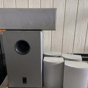 5.1 Speaker Set for Sale in Anaheim, CA