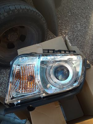 For Chevy Camaro CCFL Halo Ring Projectoer Headlights for Sale in Mansfield, TX