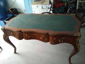 Lewis the 15th Writing table for Sale in Spring Hill, FL