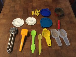 Tupperware Misc kitchen gadgets and more for Sale in Miramar, FL