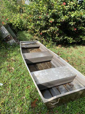 Jon boat for Sale in Fort Lauderdale, FL