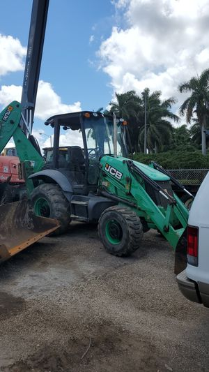 2013 JCB 3CX Backhoes for Sale in Miami Gardens, FL